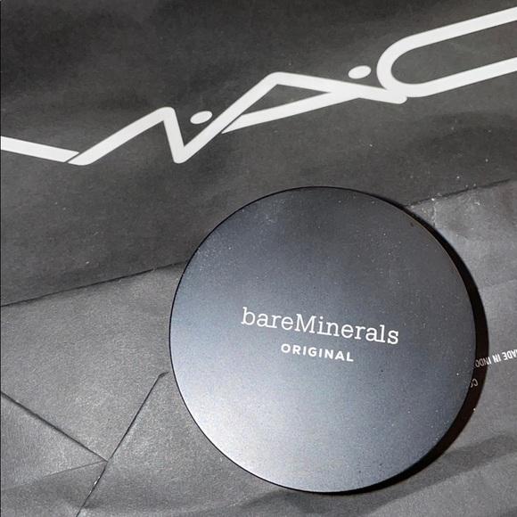 Bare Minerals original powder foundation Light 08